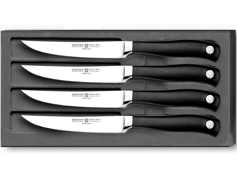 Wüsthof GRAND PRIX II Sada steakových nožů 4 ks 9625