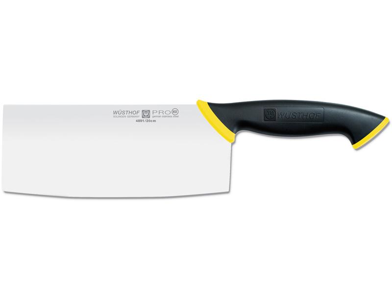 Wüsthof PRO Nůž kuchařský čínský na drůbež 20 cm 4891/20y