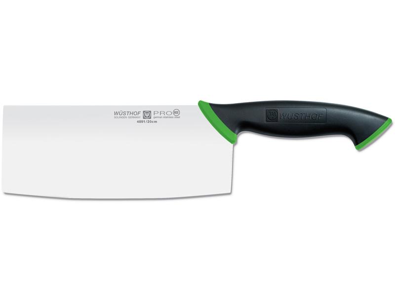Wüsthof PRO Nůž kuchařský čínský na zeleninu 20 cm 4891/20g