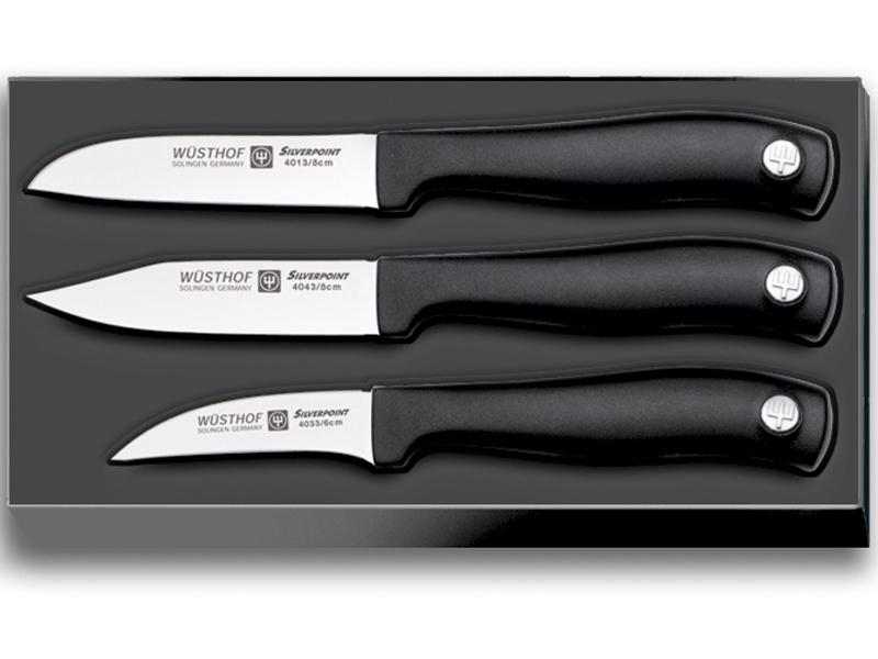 Wüsthof SILVERPOINT Sada nožů na zeleninu 3 ks 9352
