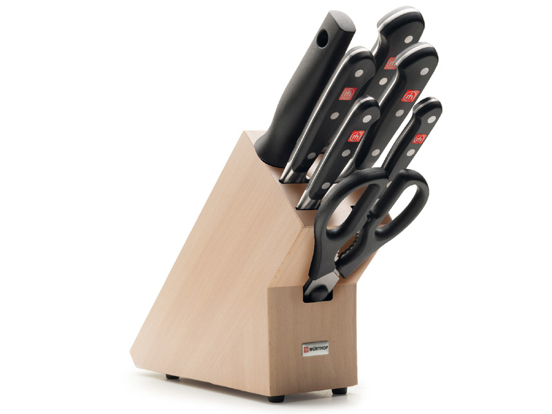 Wüsthof CLASSIC Blok s noži - 7 dílů 9835