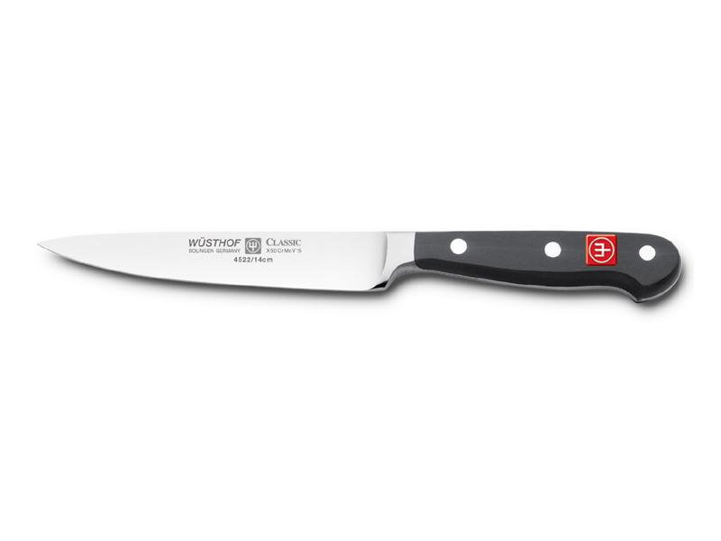Wüsthof CLASSIC Nůž na šunku 14 cm 4522/14