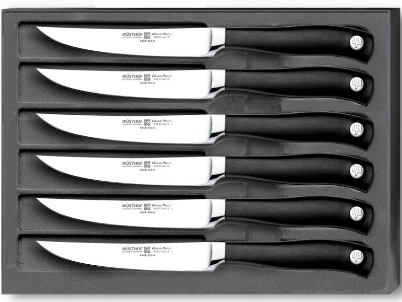 Wüsthof GRAND PRIX II Sada steakových nožů 6 ks 9626