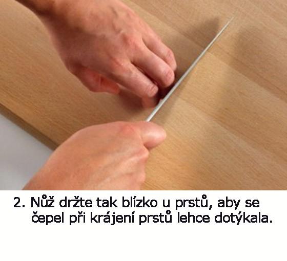 jak držet nůž 5